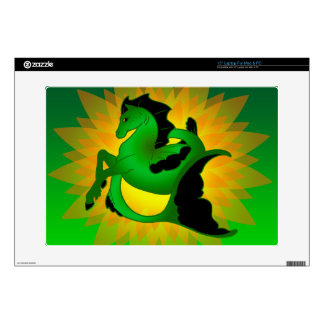 Magical Sea Horse Collection #2 Decals For Laptops
