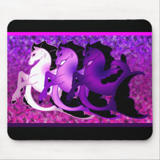Magical Sea Horse Collection #2 Mouse Pad