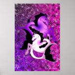 Magical Sea Horse Collection #2 Print