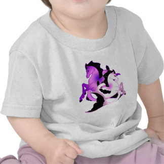Magical Sea Horse Collection #2 Tee Shirts