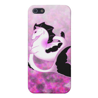 Magical Sea Horse Collection Case For iPhone SE/5/5s