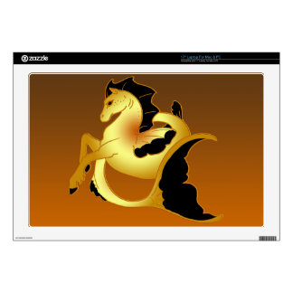 Magical Sea Horse Collection Decals For Laptops