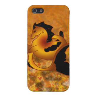 Magical Sea Horse Collection iPhone SE/5/5s Cover