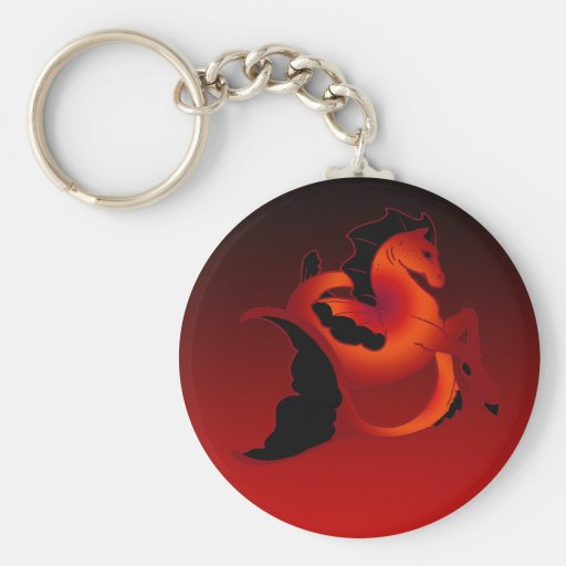 Magical Sea Horse Collection Key Chains