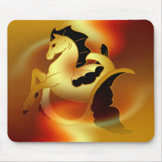 Magical Sea Horse Collection Mouse Pad