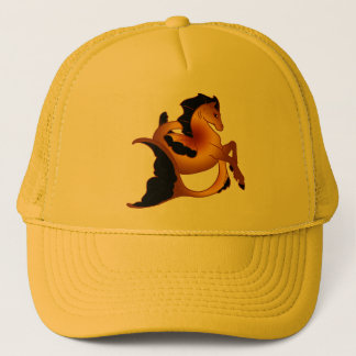 Magical Sea Horse Collection Trucker Hat