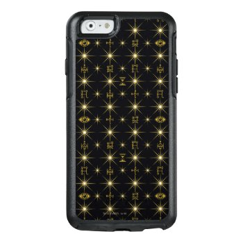 Magical Symbols Pattern Otterbox Iphone 6/6s Case by FantasticBeasts at Zazzle
