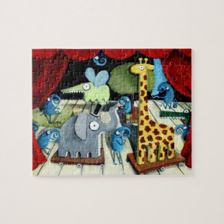 Magical Theatre Jigsaw Puzzle