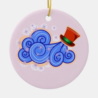 Magical Top Hat Ornament