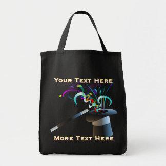 Magical Top Hat Tote Bag