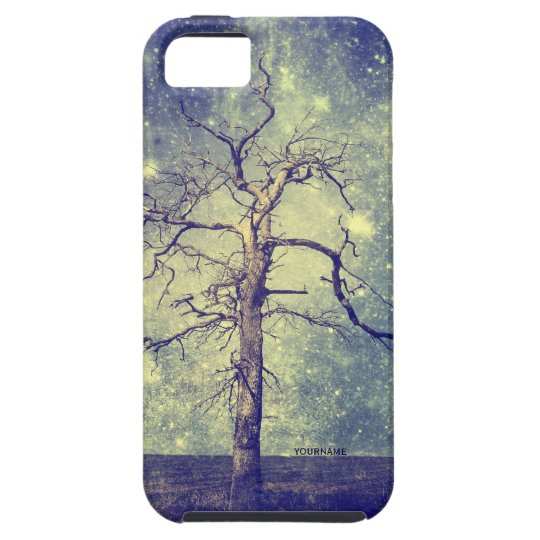 Magical Tree of The Universe iPhone SE/5/5s Case