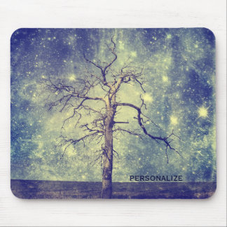 Magical Tree of The Universe Mouse Pad