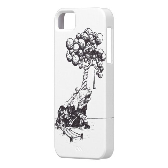 Magical Treehouse iPhone SE/5/5s Case