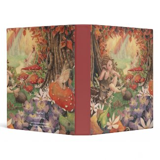 Magical Tunes zazzle_binder