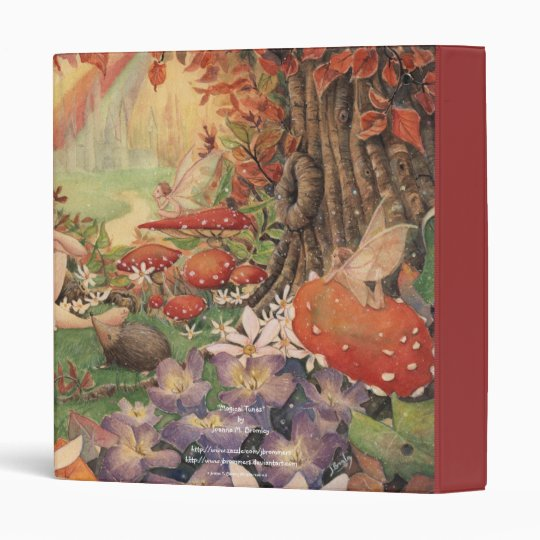 Magical Tunes Binder