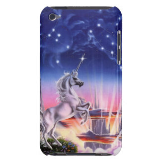 Magical Unicorn Kingdom Barely There iPod Cover