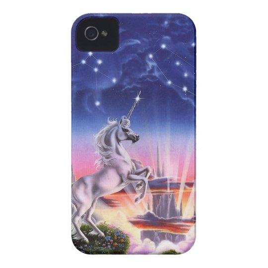 Magical Unicorn Kingdom iPhone 4 Case-Mate Case