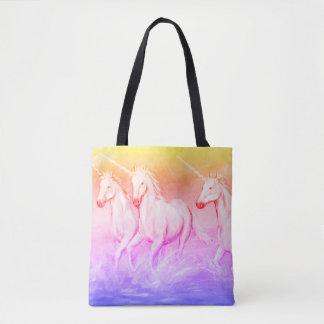 Magical Unicorns Tote Bag