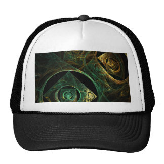 Magical Vibrations Abstract Art Hat