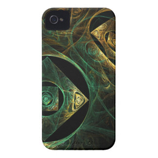 Magical Vibrations Abstract Art iPhone 4 / 4S iPhone 4 Case