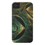Magical Vibrations Abstract Art iPhone 4 / 4S iPhone 4 Covers