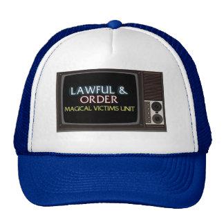 Magical Victims Unit Trucker Hat