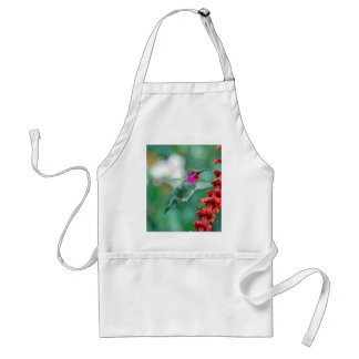 Magical Visitor on Friday the 13th Aprons