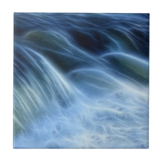 Magical Waterfall Ceramic Tile