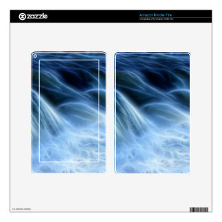Magical Waterfall Kindle Fire Skin
