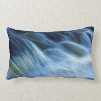Magical Waterfall Lumbar Pillow