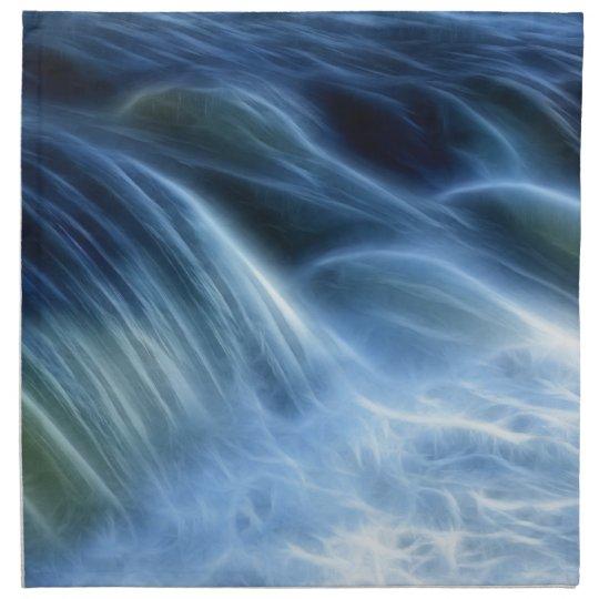 Magical Waterfall Napkin