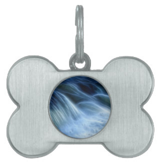Magical Waterfall Pet ID Tag