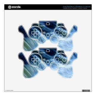 Magical Waterfall PS3 Controller Decal
