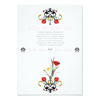 Magical Wedding Collection Rupydetequila 2013 Card