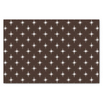 magical Winter Twinkles Sparkles Pattern Tissue Paper