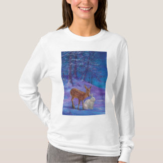 MAGICAL WINTER WOODS T-Shirt