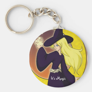 Magical Witch, It's Magic Key Chains