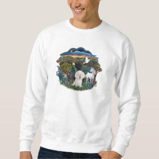 Magical WOods - Bichon Frise Sweatshirt