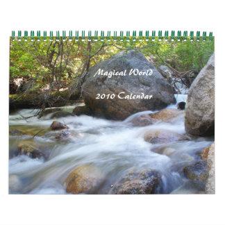 Magical World Calendar