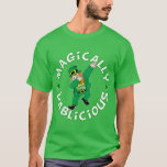 Magically DAB-licious Leprechaun T-Shirt