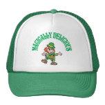 Magically Delicious Dancing Leprechaun Trucker Hat