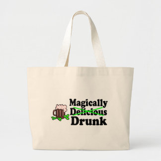 Magically Delicious Drunk Tote Bags