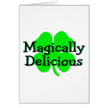 Magically Delicious Greeting Cards