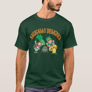 Magically Delicious Happy Leprechauns T-Shirt