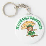 Magically Delicious Leprechaun Key Chains