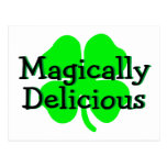 Magically Delicious Post Cards