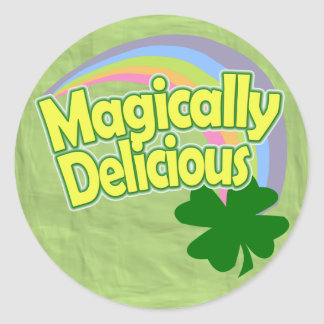 Magically Delicious Stickers