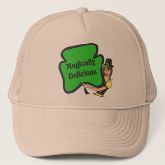Magically Delicious Trucker Hat