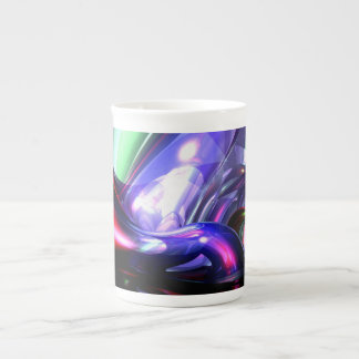 Magically Fantastic Abstract Tea Cup