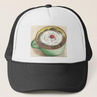MagicGreenCup Pudding Trucker Hat